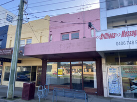 BENTLEIGH SHOP AND RESIDENCE LEASING OPPORTUNITY!