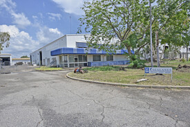 Freestanding Industrial Facility &x96 East Arm