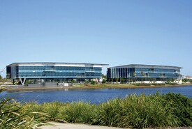 Premium Waterfront Office Suite  LEASE