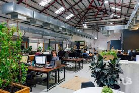 Cool space  Quality furnishings  Great onsite facilities