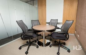 Convenient location  Fully furnished  Economical workspace