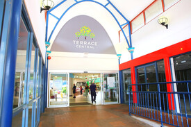 Retail Space Available in Popular Terrace Central Shopping Centre