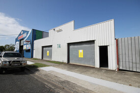 Affordable Wynnum WarehouseIndustrial Shed