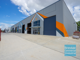 2,050m2 INDUSTRIAL WAREHOUSE WITH OFFICE